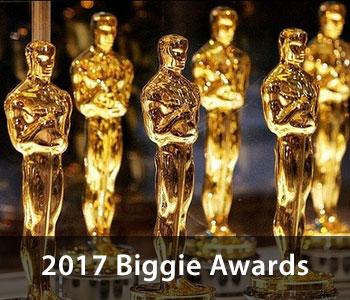 2017 BIGGIE AWARDS